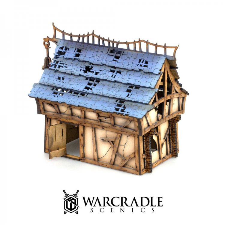 Cottage - Tabletop Terrain