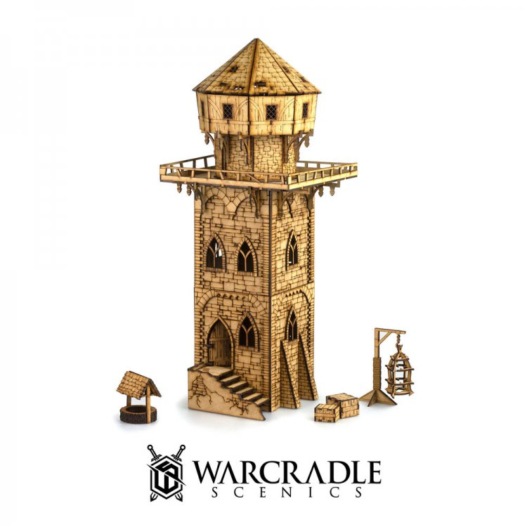 Tower - Tabletop Terrain