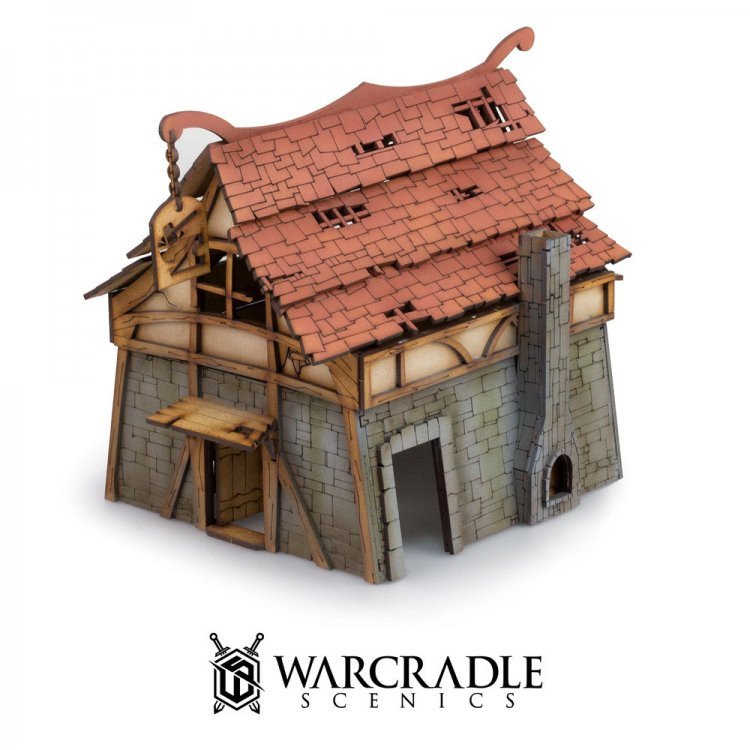 Blacksmiths - Tabletop Terrain