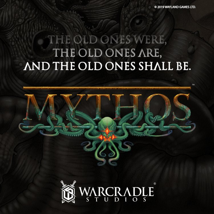 New from Warcradle Studios - Mythos