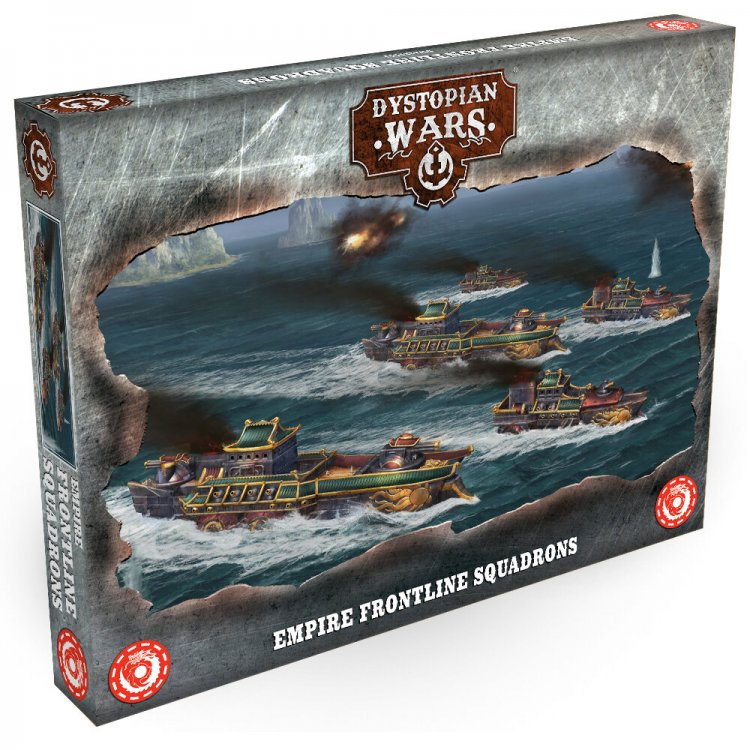 Ning Jing - Empire Frontline Squadrons - Dystopian Wars