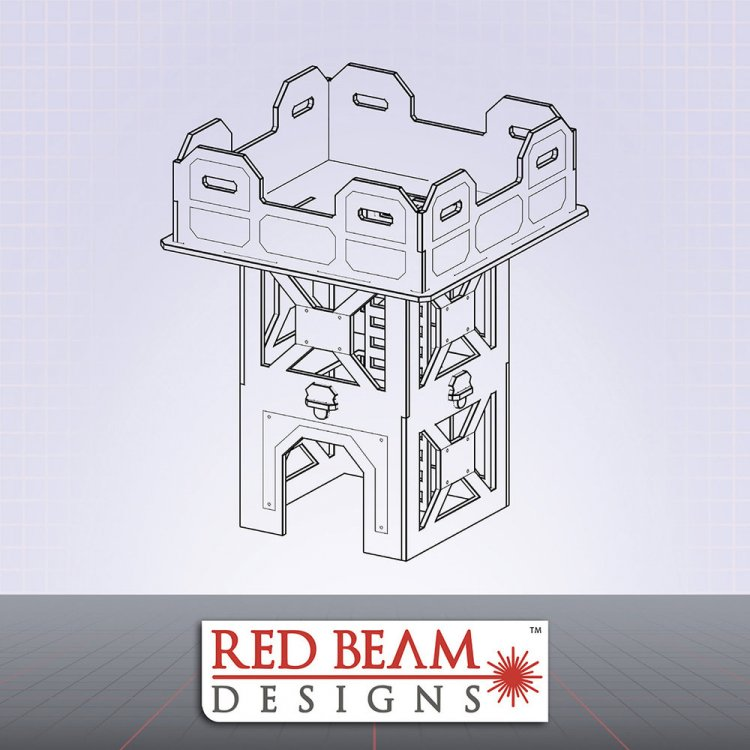 Complex Red - Guard Tower