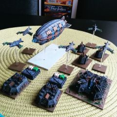 Mikes Prussian Panzer and Air Division