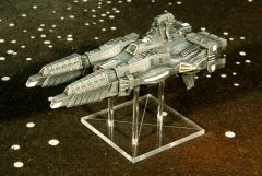 Zenian League RSN Banshee Class Dreadnought