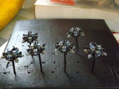 October 2012 DW Painting Contest - WIP