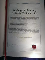 Official Pardon of Markov Helsinki