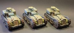 Patriot Armoured Carriers
