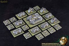"Prussian Empire ""German Grey"" Armoured Battle Group"