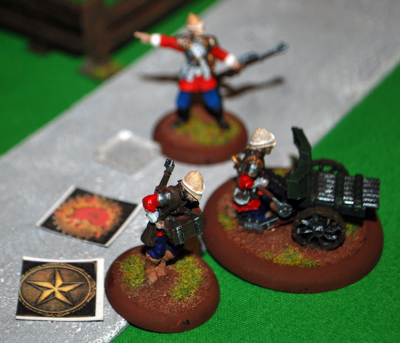 Battle Report 2 End of Game HMG