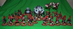 Empire of the Blazing Sun Force - Picture 2