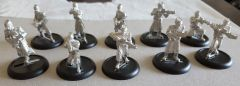 V2 Federal Infantrymen assembled