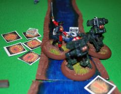 Battle Report 2 End of Game Dragoons