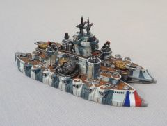 "Rof : The ""Liberté"" my Charlemagne dreadnought"