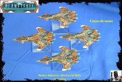 2 Hawker Industries Allied Aerial Helix