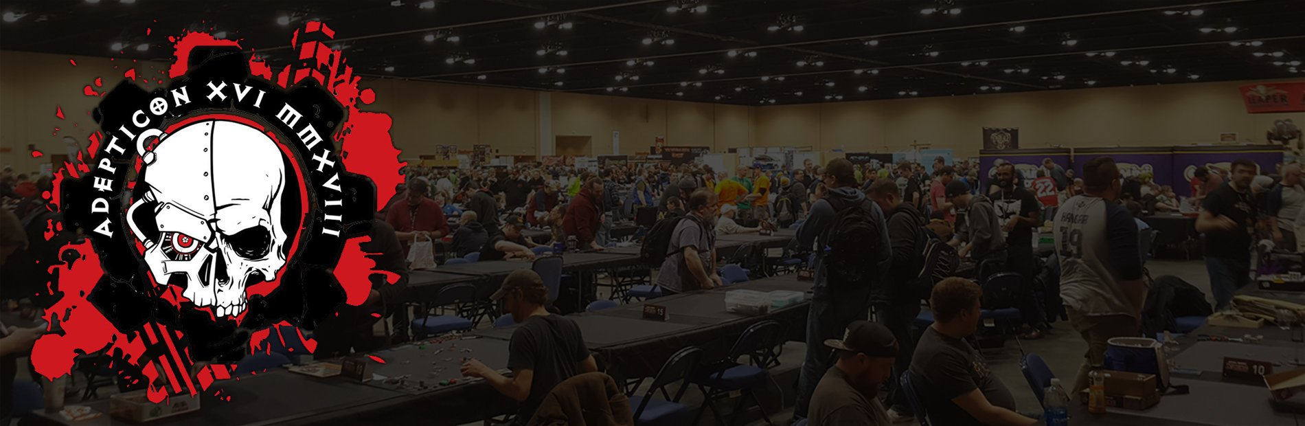 We're Attending AdeptiCon 2019!
