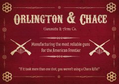 Orlington & Chace Gunsmiths
