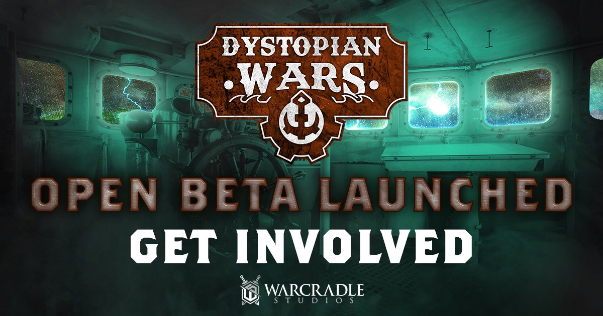 Dystopian Wars Third Edition Beta - Get Involved!