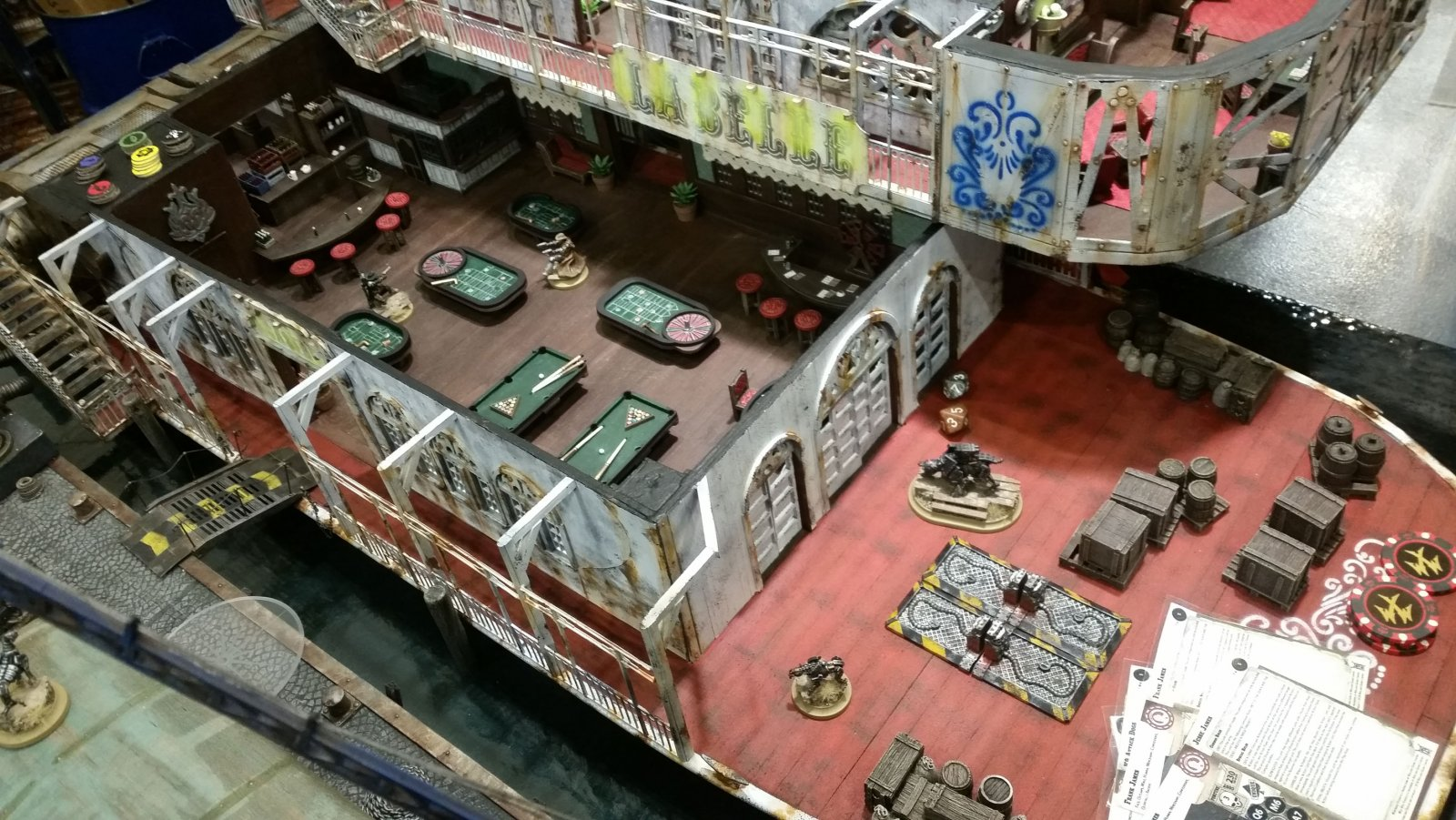 New Orleans WWX table