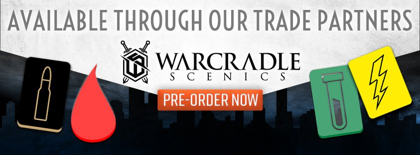 Warcradle Scenics: March Pre-Orders