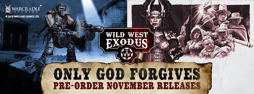 Wild West Exodus: November Pre-Orders