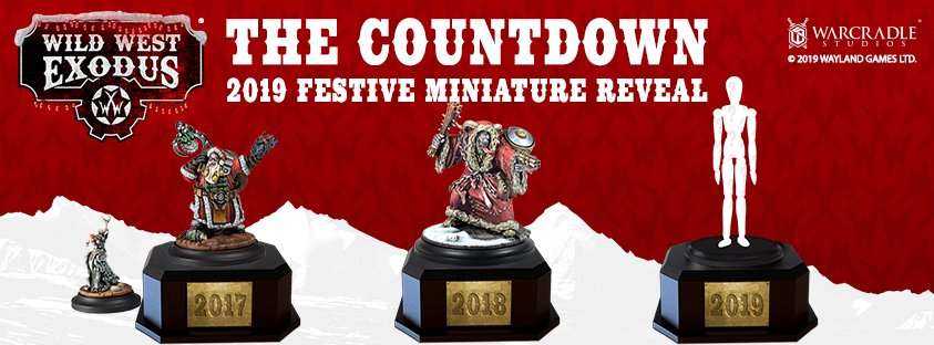 The Countdown: 2019 Festive Miniature Reveal