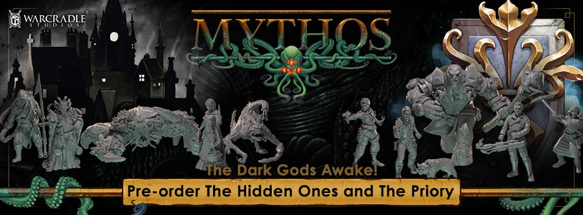 Mythos The Game: February Pre-Orders