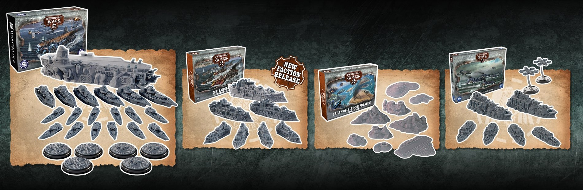 August Releases: Deploy the Ice Maiden!